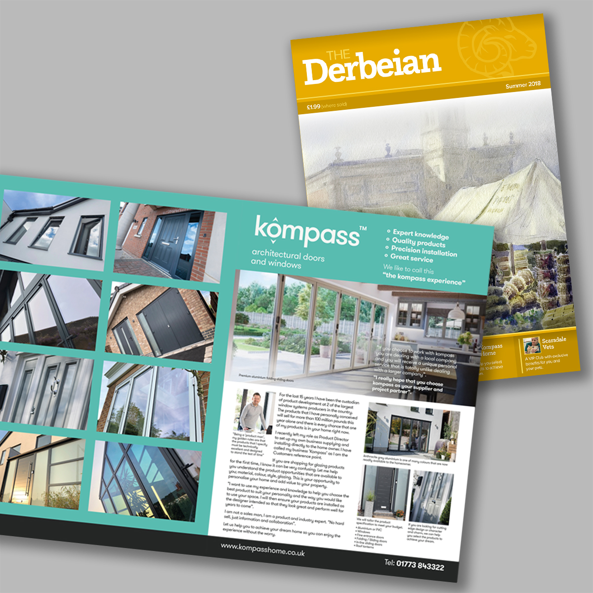 Derbeain Magazine Summer 2018