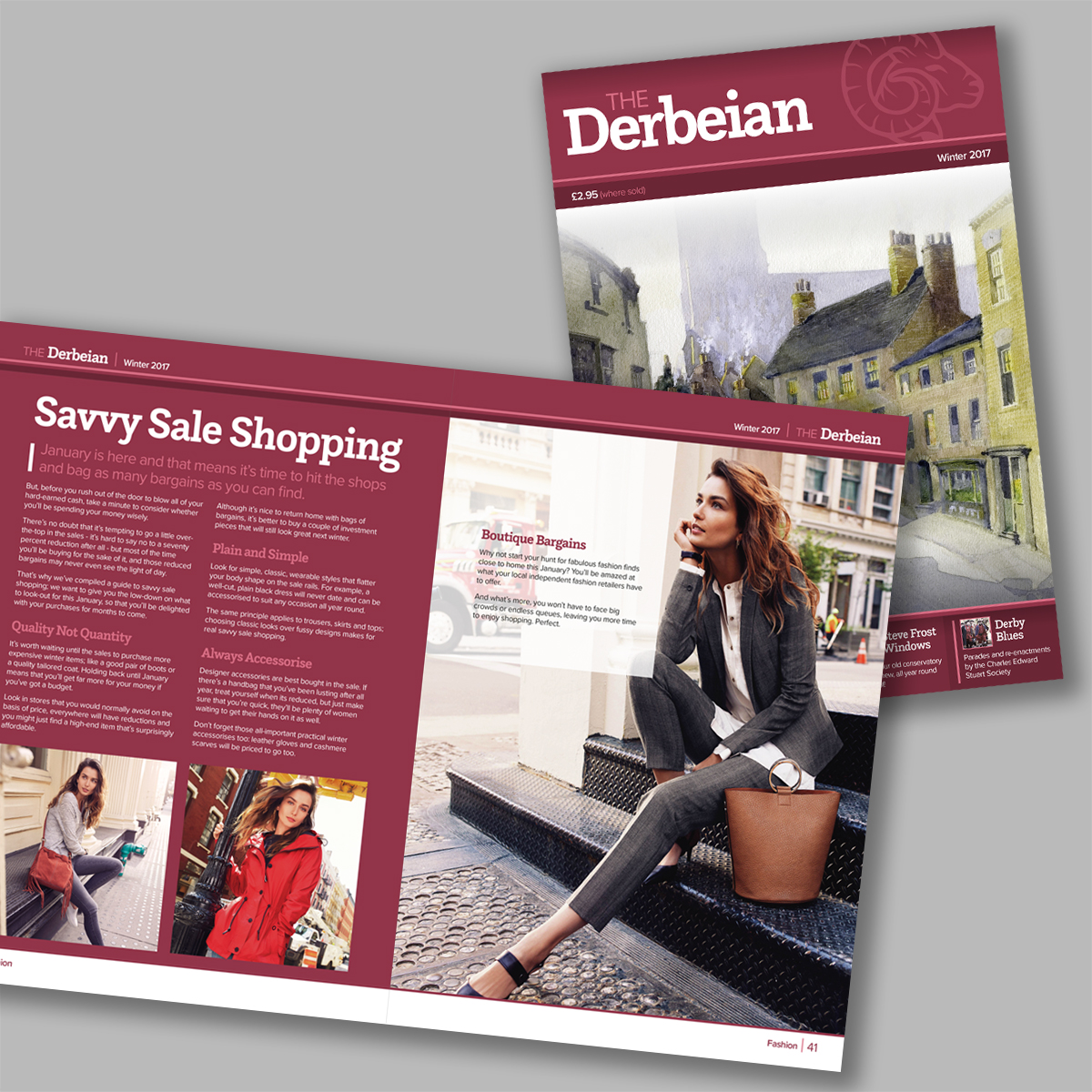 Derbeain Magazine Winter 2017